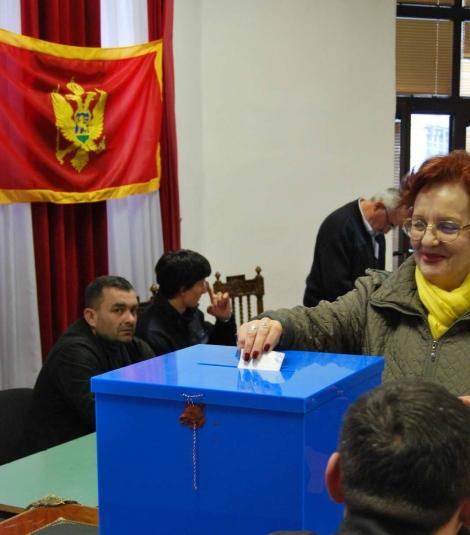 elecciones Montenegro