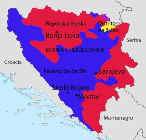 Bosnia y Herzegovina - Siroki Brijeg 3