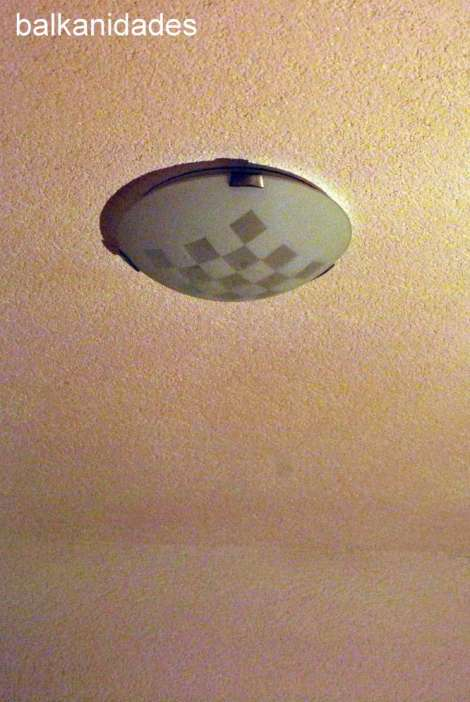 croatísimo - lámpara