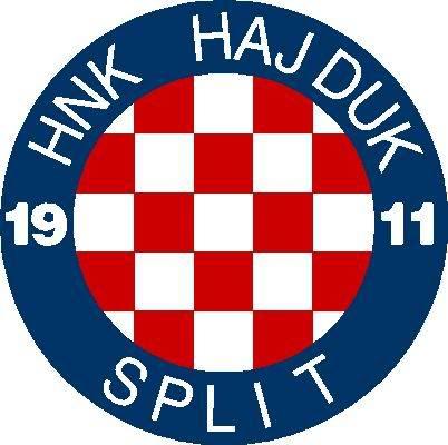 Escudo Club croata de fútbol (HNK) Hajudk