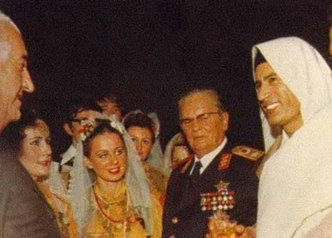 Sofija, Tito y Gadafi en Mostar