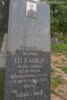 Fallecido en ejercicios militares en Osijek, el apellido de Eli, Cabillo, proviene de la región de Burgos
