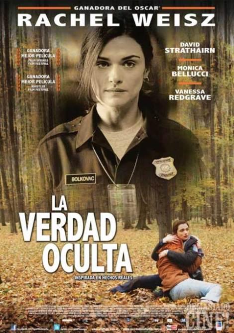 Cartel promocional utilizado en algunos países de Latinoamérica.