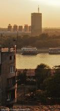 Río Sava, Belgrado