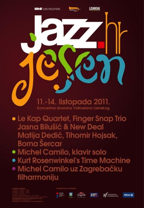 "El festival de Zagreb se llama ""Otoño"", Jesen."